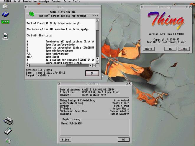 Thing Desktop